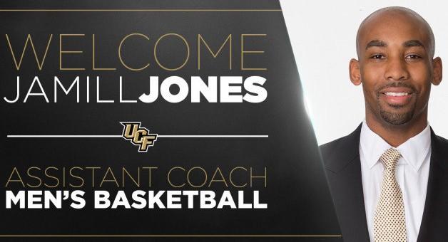 Jamil Jones Added to UCF Basketball Staff - HoopDirt