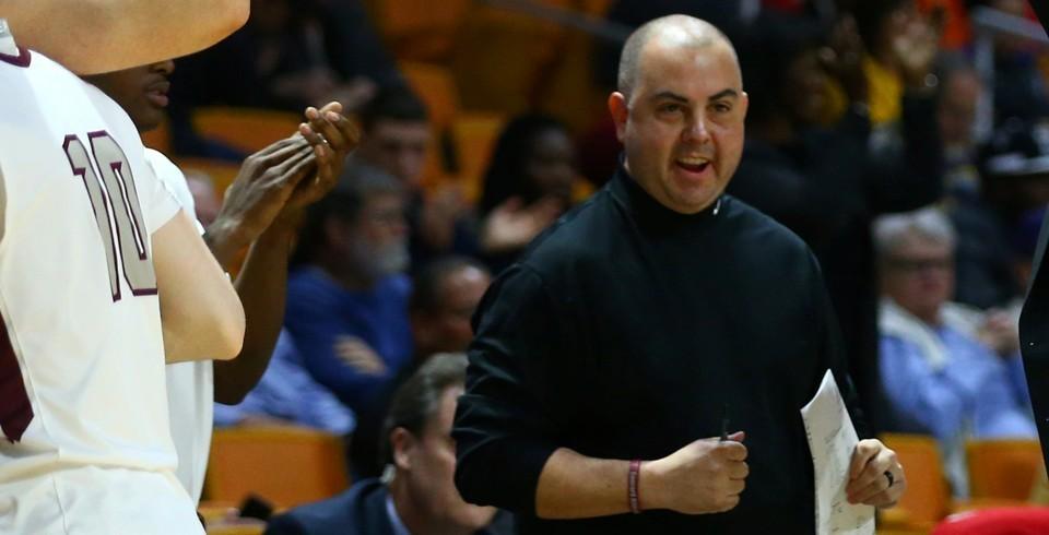 OFFICIAL: Concord U. Names May Head Coach - HoopDirt