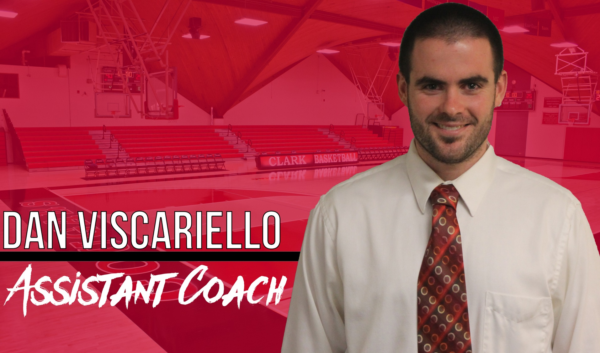 Viscariello Named Mens Basketball Assistant Coach At Clark