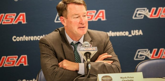 8913468015b BREAKING  UNC Charlotte Fires Head Basketball Coach Mark Price