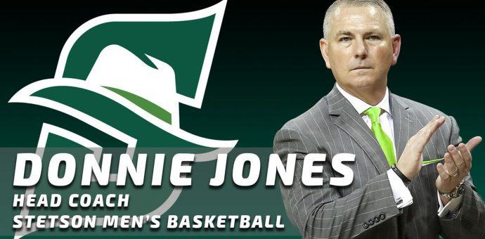 Donnie Jones Named Head Basketball Coach At Stetson Hoopdirt