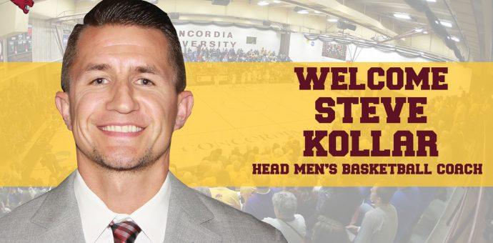 Steve Kollar Named New Mens Basketball Coach At Concordia U Chicago
