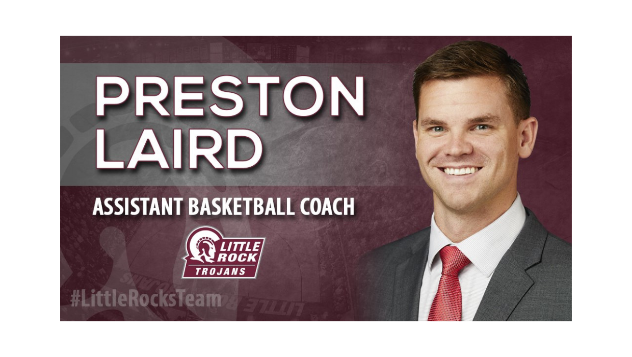 Laird added to Little Rock Basketball staff - HoopDirt